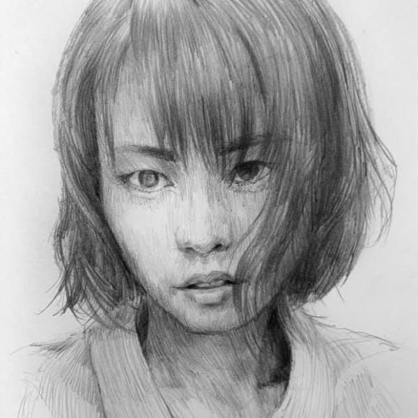 ある女性の肖像